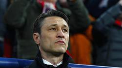 Niko Kovac musste sich mit dem FC Bayern in der Champions League geschlagen geben