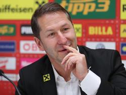 Franco Foda steht beim Punkteschnitt als ÖFB-Coach ganz vorne