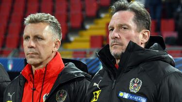 Österreichs U21 verlor gegen Dänemark
