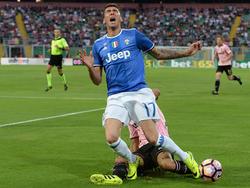 Mario Mandžukić fehlt im Juve-Kader