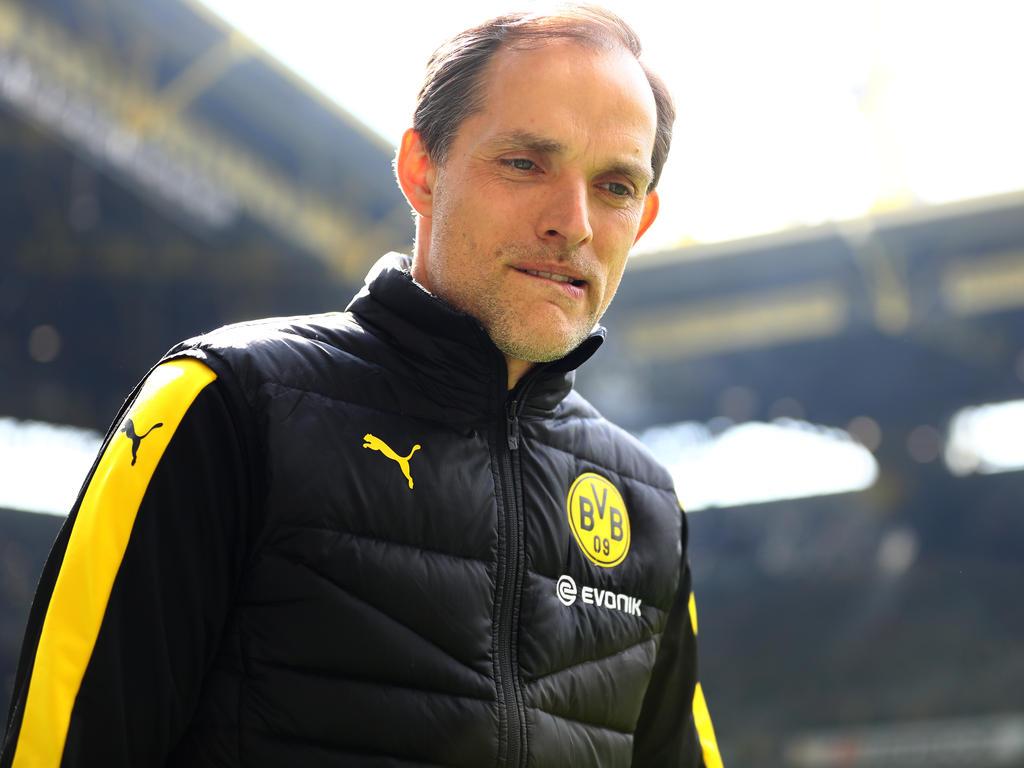 Thomas Tuchel und der BVB stehen vor zwei entscheidenden Saisonspielen