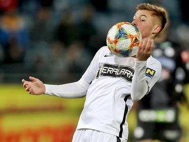 Lukas Malicsek wechselt auf Leihbasis in die 2. Liga