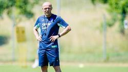Alfred Schreuder hat Verstärkung für sein Team bekommen