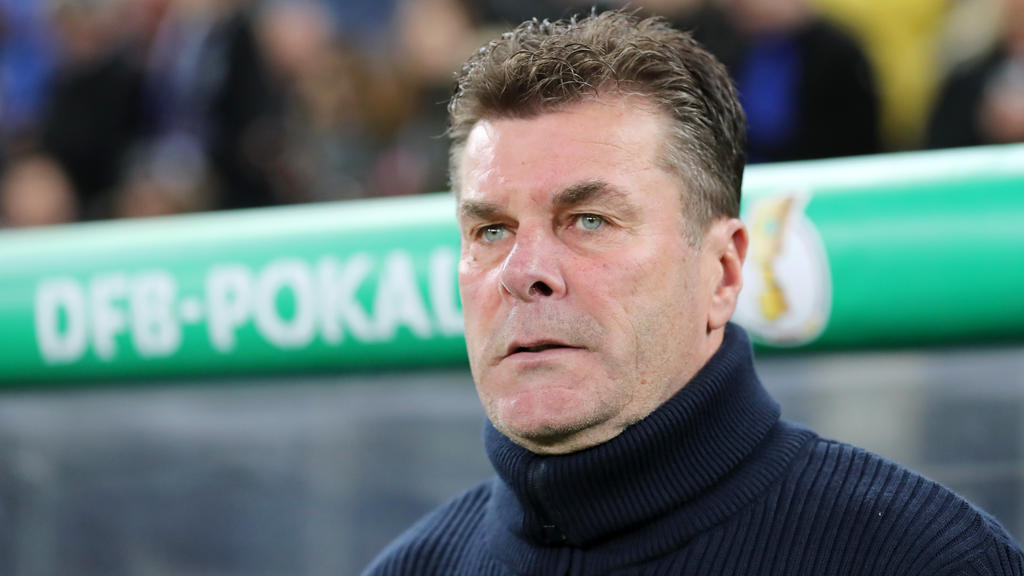 HSV-Coach Hecking bezeichnete die Zustände im Amateurfußball als