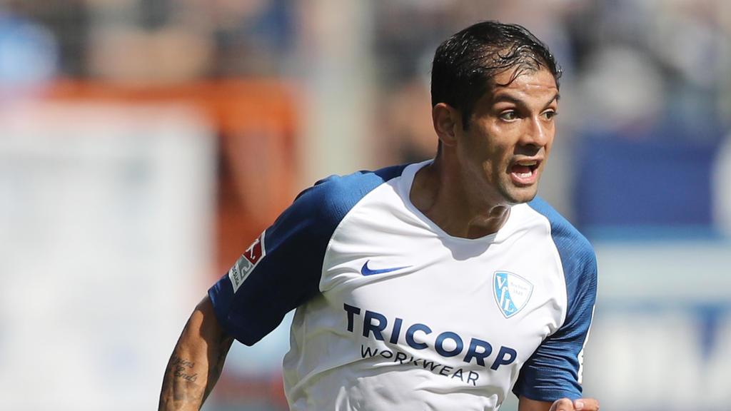 Cristian Gamboa erzielte sein erstes Tor für den VfL Bochum