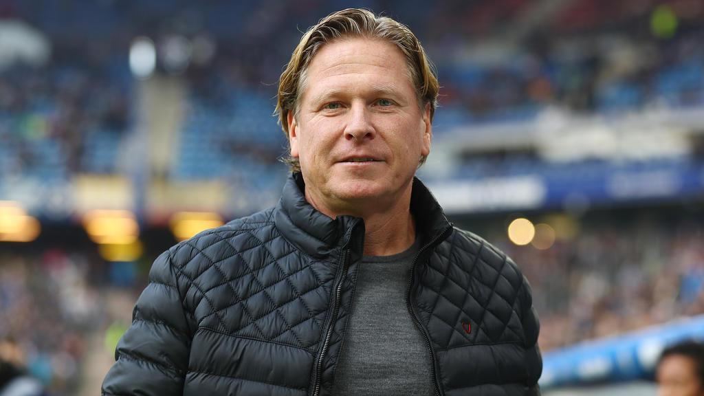 Markus Gisdol übernimmt das Ruder beim 1. FC Köln