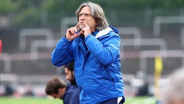 Trifft mit der U19 des FC Schalke 04 auf den BVB: Norbert Elgert