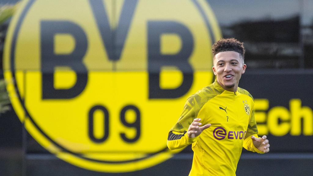 BVB-Youngster Jadon Sancho soll nicht mehr durch Disziplinlosigkeiten auffallen