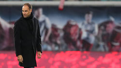 Hochzufrieden mit RB Leipzig: Oliver Mintzlaff