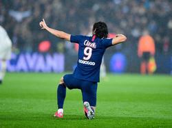Cavani bejubelte seinen 200. Treffer für PSG