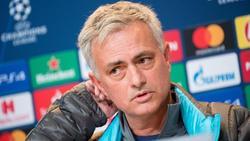 Schickt Heung-Min Son nach der Rückkehr aus Südkorea zunächst in Quarantäne: Tottenhams Trainer José Mourinho