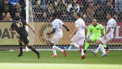 Inter Miami musste sich Los Angeles FC geschlagen geben