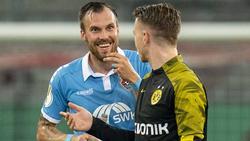 Langjährige Weggefährten: Kevin Großkreutz und BVB-Kapitän Marco Reus