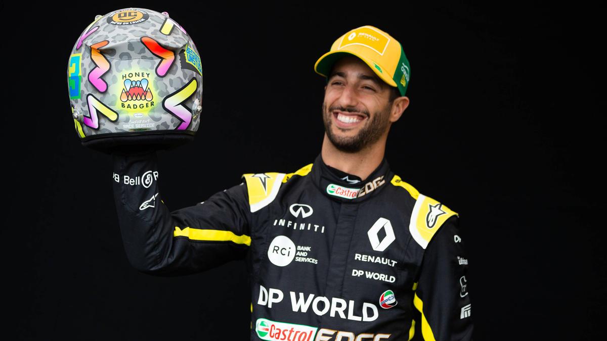 Darf Daniel Ricciardo in Zukunft wieder auf dem Podium jubeln?