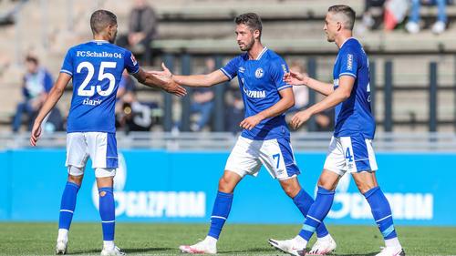 Der FC Schalke 04 siegte deutlich gegen den VfL Bochum
