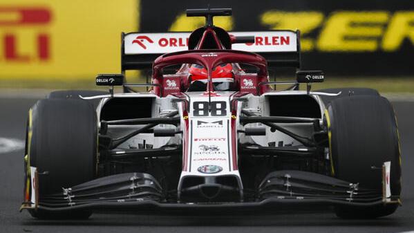 Robert Kubica liebäugelt mit einem erneuten F1-Comeback