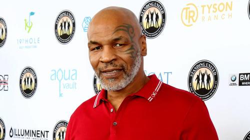 Mike Tyson steigt wieder in den Ring