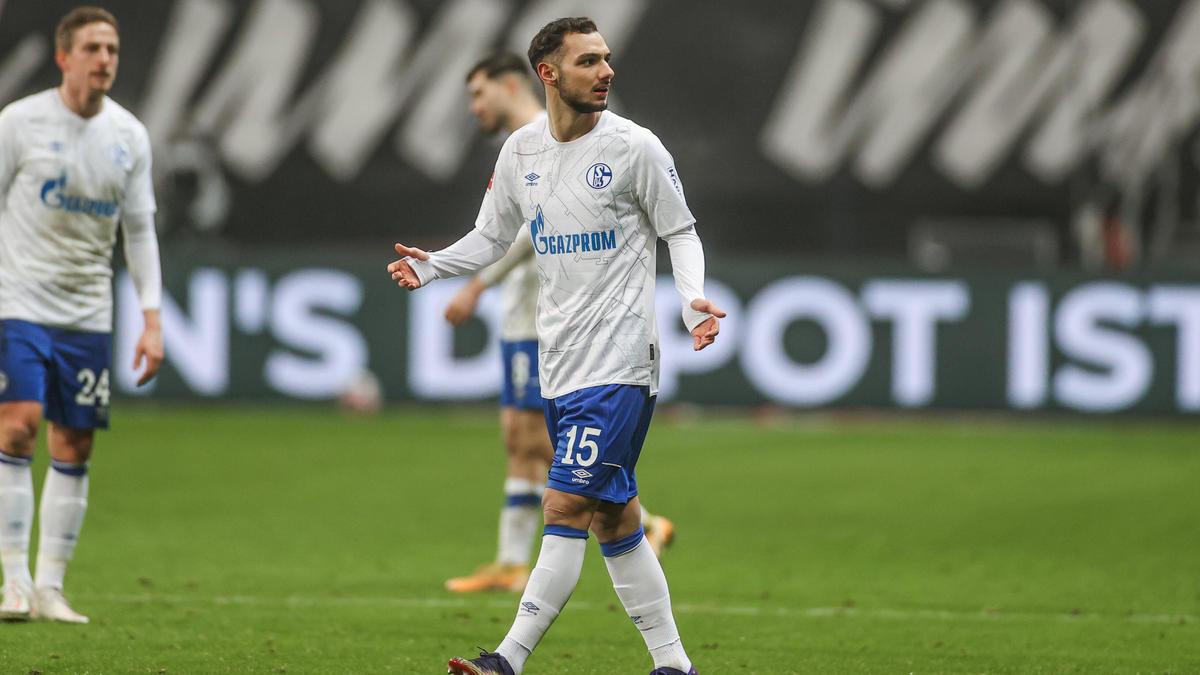 Ahmed Kutucu verlässt den FC Schalke 04 wohl vorerst