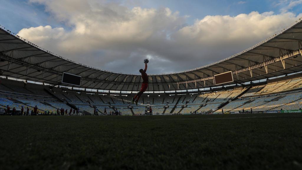 In Rio könnten rund 8000 Menschen wieder zu Spielen ins Stadion
