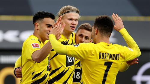 Der BVB setzte sich souverän gegen Arminia Bielefeld durch
