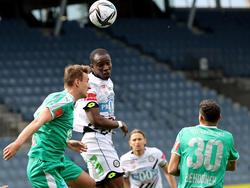 Yeboah gegen die WSG