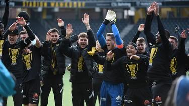 Die Young Boys Bern feiern den vierten Meistertitel in Serie