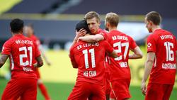 RB Leipzig verlor beim BVB - und löst das CL-Ticket