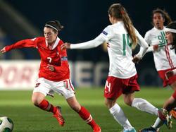 U17-EM Mädchen Österreich - Portugal