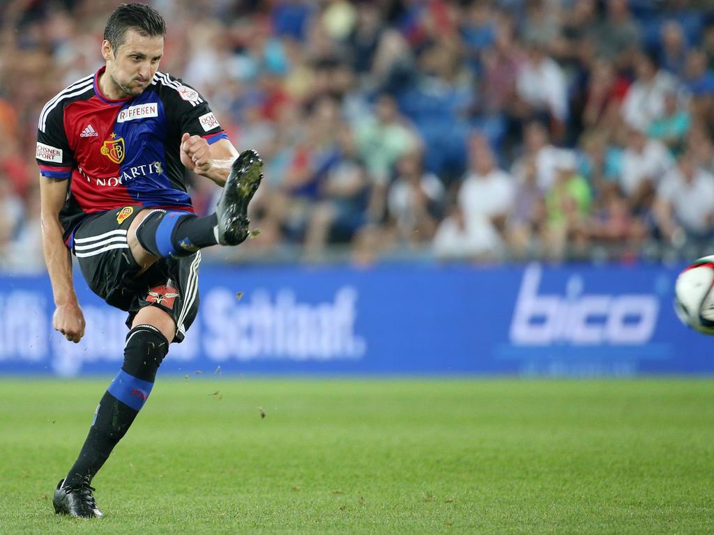 Basels Zdravko Kuzmanovic wechselt auf Leihbasis vom FC zu Udinese Calcio