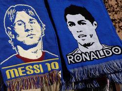 En el duelo que le opone a Messi en la tabla de goleadores, CR7 podrá hacerse con el primer puesto el martes. (Foto: Getty)
