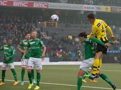 YB behielt gegen St. Gallen die Oberhand