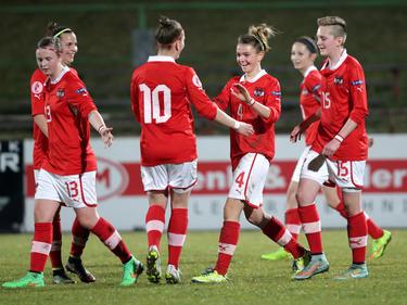 Österreichs U17-Frauen hoffen auf eine erneute Endrunden-Teilnahme