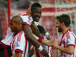 Koné sichert Sunderland die Klasse