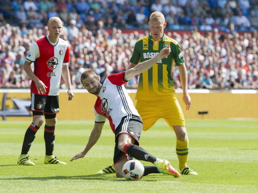 Eredivisie Nieuws Van Bronckhorst Vooral Eerste Helft Goed