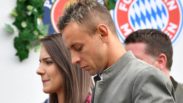 Rafinha vom FC Bayern leistet sich peinlichen Twitter-Fauxpas