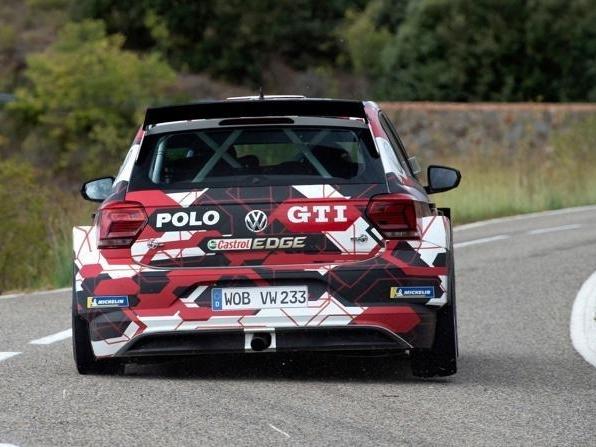 Der Polo R5 erfüllte beim ersten Start die Erwartungen von Volkswagen