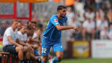 Vincenzo Grifo spielt für die TSG Hoffenheim