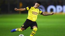 Jadon Sancho wird laut Michael Zorc auch nächste Saison beim BVB spielen
