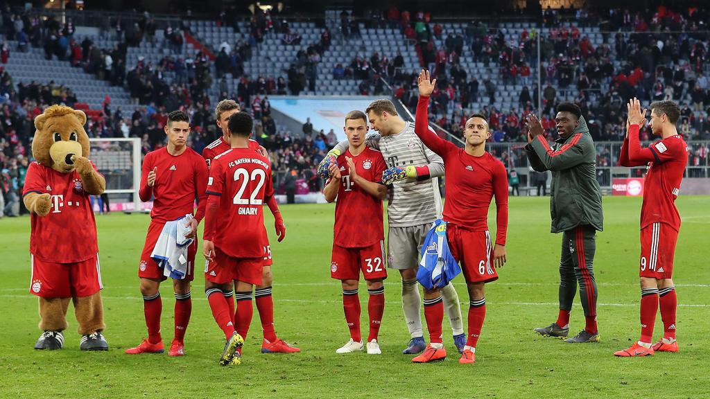 Wie lange laufen die Verträge der Stars des FC Bayern?