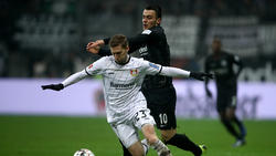 Eintracht Frankfurt und Bayer Leverkusen duellieren sich um die Königsklasse
