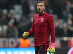 Jan Oblak könnte gegen Leverkusen auf den Platz zurückkehren