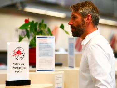 Salzburg-Trainer Rose erwartet einen heimstarken Gegner