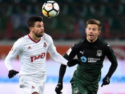 Live commentary: Lokomotiv Moskva - FK Krasnodar 2:0