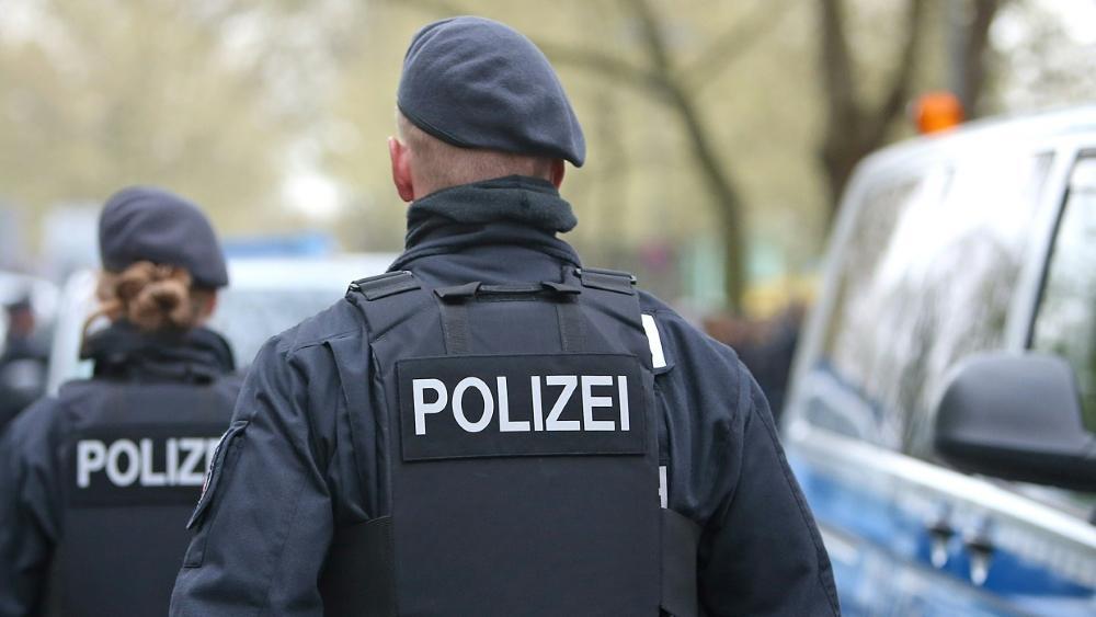 Die Polizei griff bei einer Massenschlägerei ein