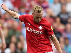 Andi Weimann traf für Bristol gegen Preston North End