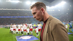 Julian Nagelsmann verlor mit RB Leipzig zuletzt in Freiburg