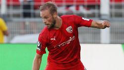 Maximilian Beister traf für Ingolstadt zum zwischenzeitlichen 1:0