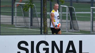 BVB-Star Erling Haaland wird immer wieder bei europäischen Topklubs gehandelt