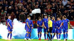 Rassismus-Eklat: FIFA wird Maßnahmen gegen Ungarn ergreifen
