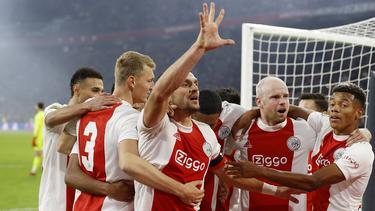 Ajax ließ PSV keine Chance